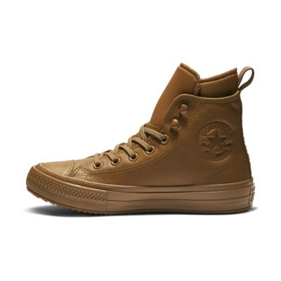 Converse Chuck Taylor All Star Waterproof High Top Boot Unisex Leather Boot