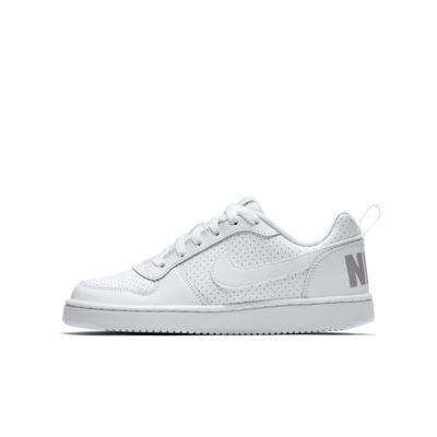 NikeCourt Borough Low Older Kids' Shoe
