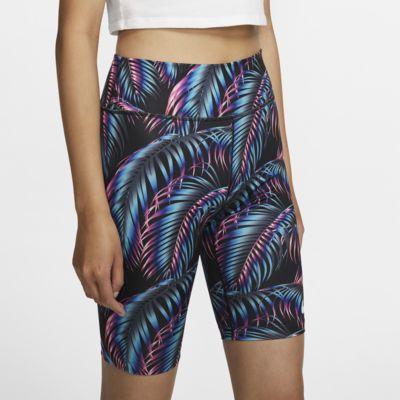 Shorts de ciclismo estampados para mujer Nike