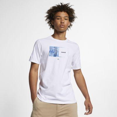T-shirt Hurley Sig Zane Moorea para homem