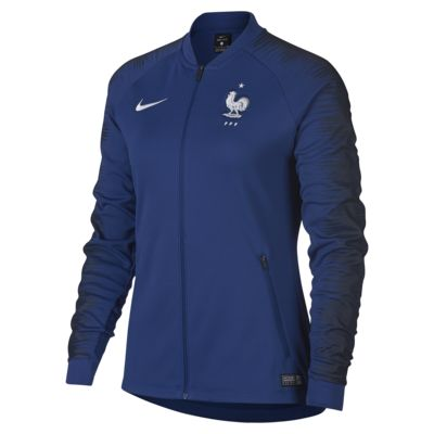 FFF Anthem Women's Football Jacket