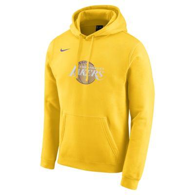 Felpa con cappuccio Warriors City Edition Logo Nike NBA Uomo