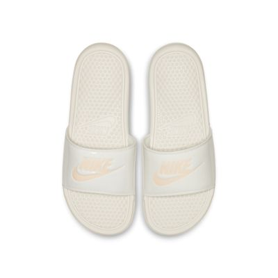 Claquette Nike Benassi JDI Sheen pour Femme