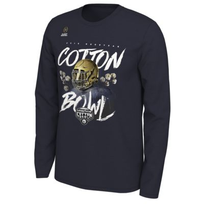 Nike College Playoff Bound (Notre Dame) Men's Long-Sleeve T-Shirt