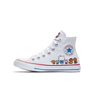 Converse X Hello Kitty Chuck Taylor All Star Canvas High Top by Nike
