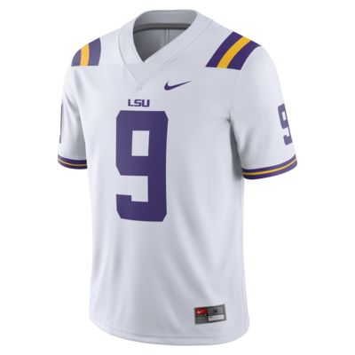 Nike College Dri-FIT Game (LSU) Men's Football Jersey