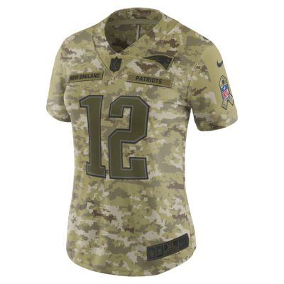NFL New England Patriots Limited (Tom Brady) Women s Football Jersey ... dbafa4bff