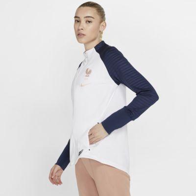 Женская футбольная куртка FFF Squad