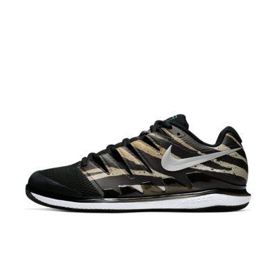 NikeCourt Air Zoom Vapor X Sert Kort Erkek Tenis Ayakkabısı