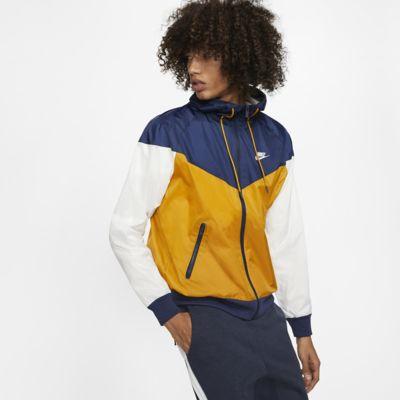 Rompeviento con capucha para hombre Nike Sportswear Windrunner
