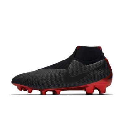 NikePhantom VSN Elite DF SE FG男/女天然硬质草地足球鞋