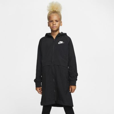 Nike Sportswear Older Kids' (Girls') Fleece Parka
