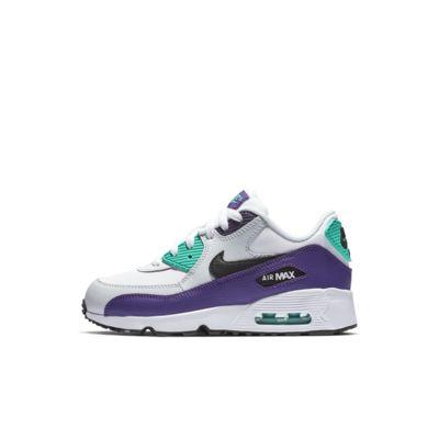 Nike Air Max 90 Leather – sko til små børn