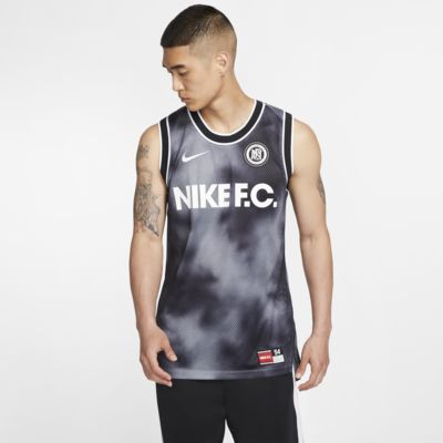 Camisola de futebol sem mangas Nike F.C. para homem