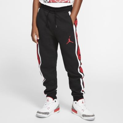 Jordan Air Older Kids' (Boys') Colour-Blocked Taped Joggers