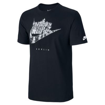 Nike Cityscape (Berlin) Men's T Shirt. Nike.Com Gb by Nike