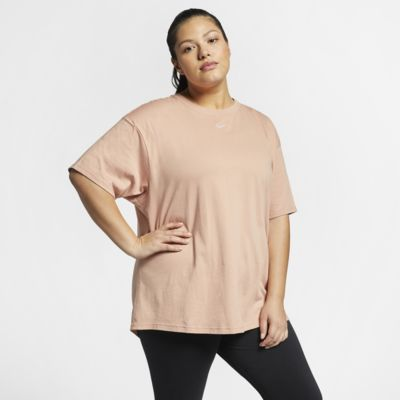 Nike Sportswear Essential Women's Short-Sleeve Top (Plus Size)