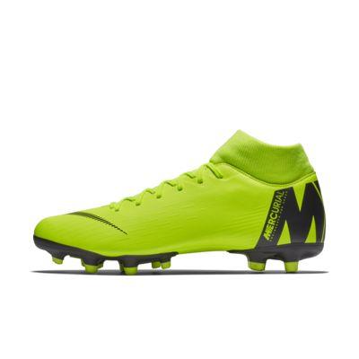 Футбольные бутсы для игры на разных покрытиях Nike Mercurial Superfly 6 Academy MG