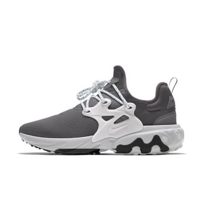 Nike React Presto By You personalisierbarer Damenschuh