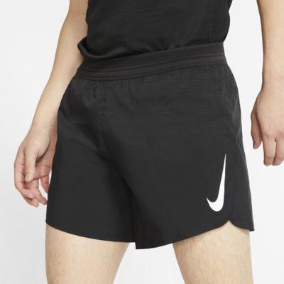 Męskie spodenki do biegania Nike AeroSwift 13 cm