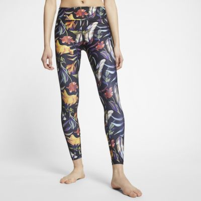 Hurley Quick-Dry Women's Floral Surf Leggings
