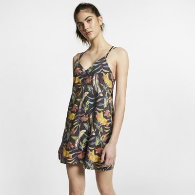 Hurley Women's Floral Dress