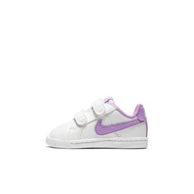 Sko NikeCourt Royale för babysmå barn