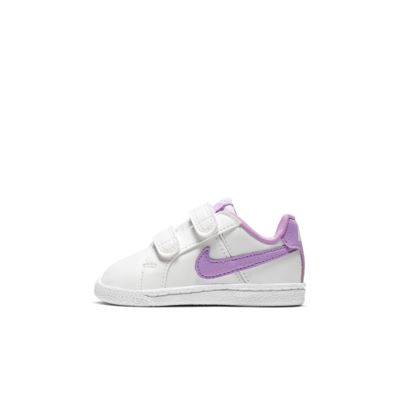 Sko NikeCourt Royale för baby/små barn
