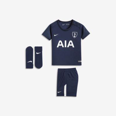 Футбольный комплект для малышей 2017/18 Tottenham Hotspur Stadium Away  - купить со скидкой