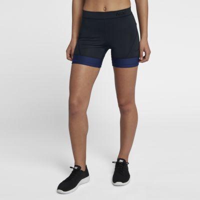 fb44fbdd Shoptagr | Nike Pro Hyper Cool Treningsshorts For Dame (12,5 Cm ...