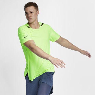 เสื้อเทรนนิ่งแขนสั้นผู้ชาย Nike