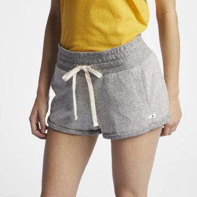 Short en tissu Fleece Hurley Chill pour Femme