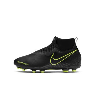 Nike Jr. Phantom Vision Academy Dynamic Fit MG Younger/Older Kids' Multi-Ground Football Boot
