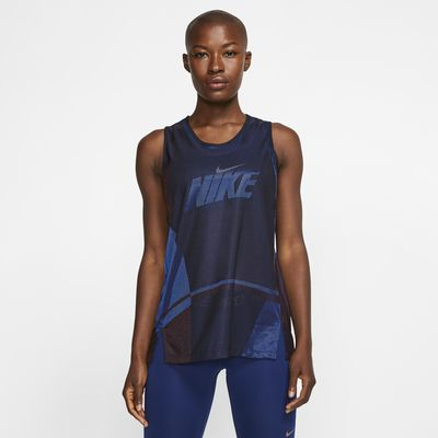 Женская майка для тренинга Nike Icon Clash