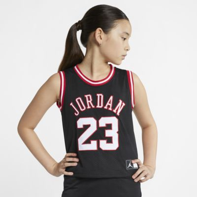 Jordan 大童(女孩)球衣