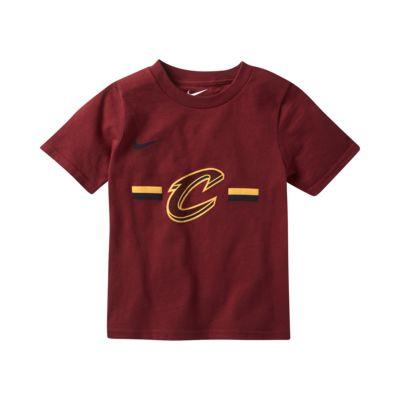 Cleveland Cavaliers Nike Logo Toddler NBA T-Shirt