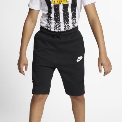 Kraťasy Nike Sportswear Tech Fleece pro větší děti
