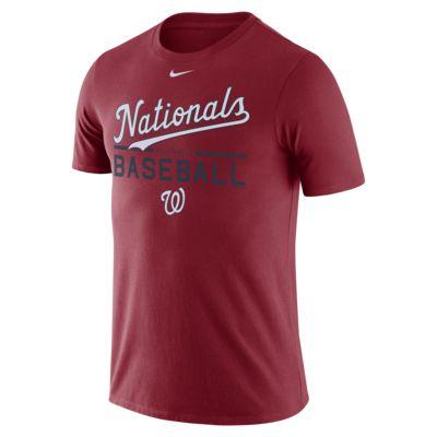 Nike Practice (MLB Nationals) Men's T-Shirt