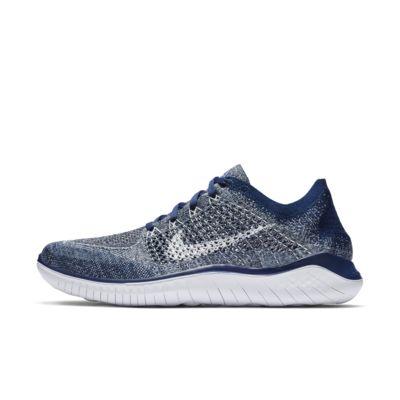 Calzado de running para hombre Nike Free RN Flyknit 2018. Nike.com MX 6a7e1f98352