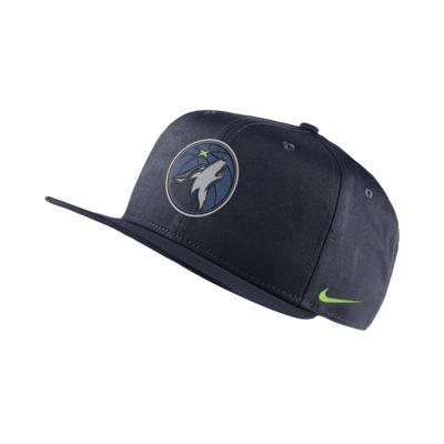 Minnesota Timberwolves Nike Pro NBA Şapka