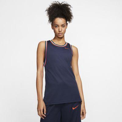 Nike Dri-FIT Camiseta de baloncesto sin mangas - Mujer