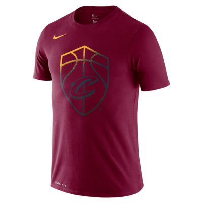 T-shirt NBA Cleveland Cavaliers Nike Dri-FIT para homem