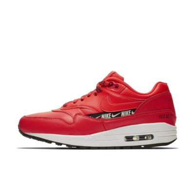 fd86f68ec40a ... Crimson Black White Bright Crimson  Style  881101-602. Read more. Nike  Air Max 1 SE Overbranded Women s Shoe. Nike Air Max 1 SE Overbranded
