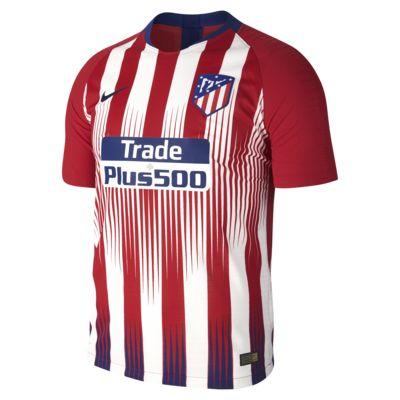 Camiseta de fútbol para hombre de local Vapor Match del Atlético de Madrid 2018/19