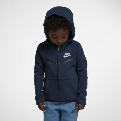 Nike Sportswear Tech Fleece - hættetrøje til små børn (drenge)