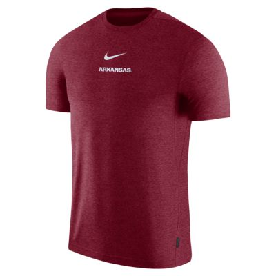 Nike College Dri-FIT Coach (Arkansas) Men's Short-Sleeve Top