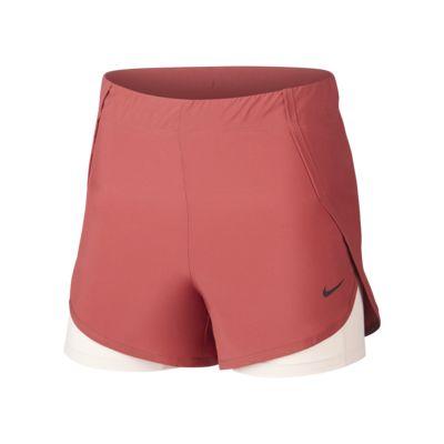 Nike Flex 2-in-1 treningsshorts til dame