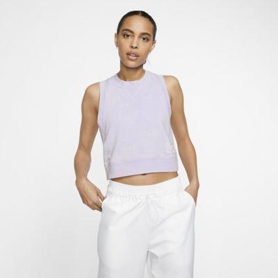 Nike Sportswear Women's Cropped French Terry Tank