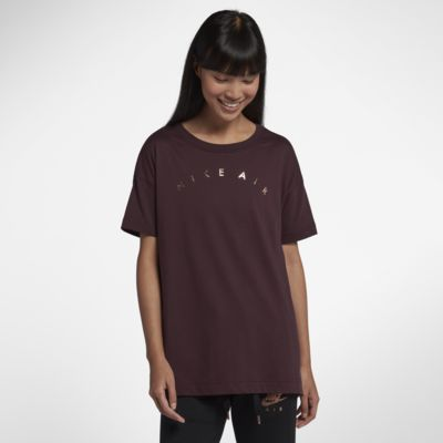 Nike Air Women's Short Sleeve Top