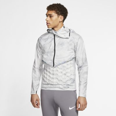 Blusão de running Nike AeroLoft para homem